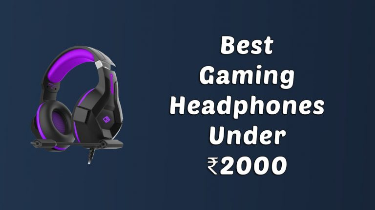 [Best] Gaming Headphones Under ₹2000 [Apr. 2021] 42